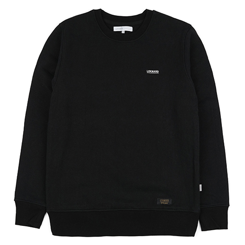 HEAVYWEIGHT SWEAT SHIRT (BLACK)
