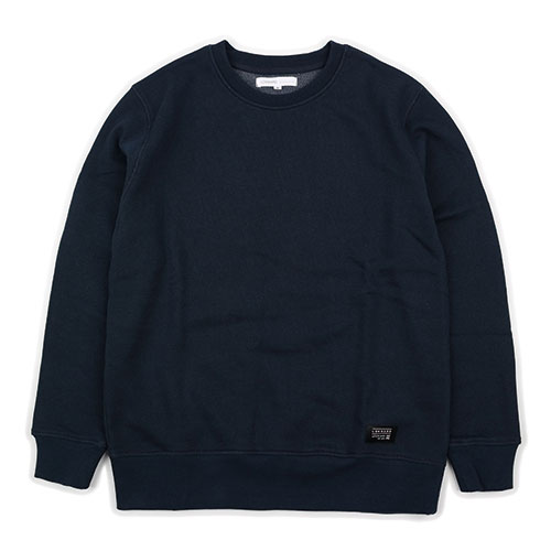 HEAVY STANDARD SWEAT SHIRT (NAVY)