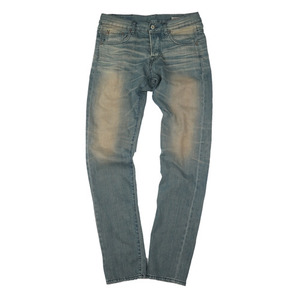 LIGHT SELVEDGE WASHED DENIM