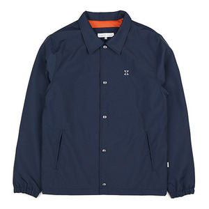 [공식홈페이지 단독]WATERPROOF COACH JACKET (NAVY)