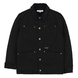 HEAVY HUNTING JACKET (DEEP BLACK)