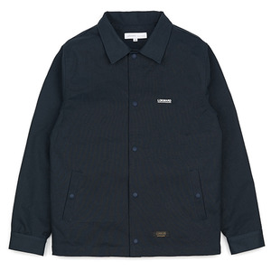COTTON COACH JACKET(NAVY)