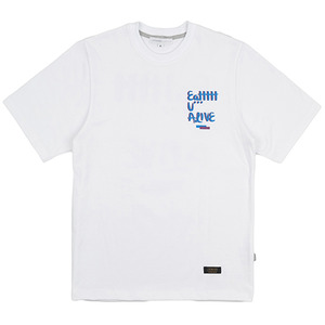EAT U ALIVE TEE (WHITE)