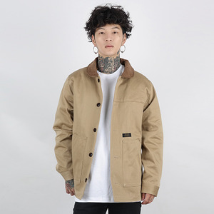 HEAVY WORK JACKET (BEIGE)
