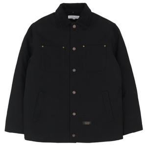 HEAVY DECK JACKET (BLACK)