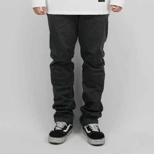 COTTON PANTS (DEEP GREY)