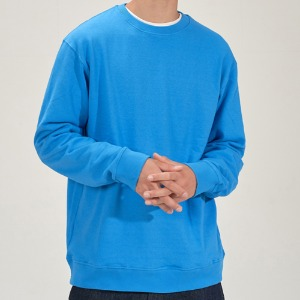 SWEATSHIRT (OCEAN BLUE)