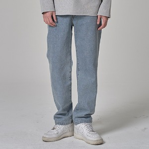 WASHING DENIMPANTS (LIGHT BLUE)