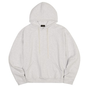 OVERSIZE HOODY (LIGHT GREY)